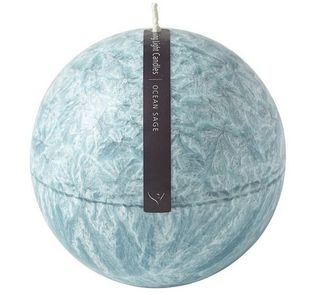 Living Light - Orb Candle Large