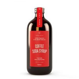 Six Barrel Soda - Coffee Syrup