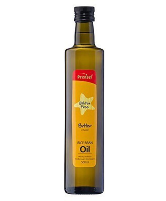Prenzel - Butter Rice Bran Oil