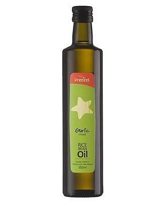 Prenzel - Garlic Rice Bran Oil