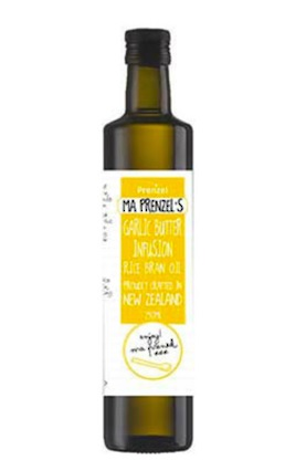 Ma Prenzel - Garlic Butter Rice Bran Oil