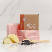 Global Soap - Natural Soap Bar - Butt Naked
