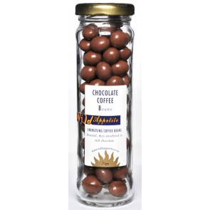 Wild Appetite Chocolate Coated Coffee Beans
