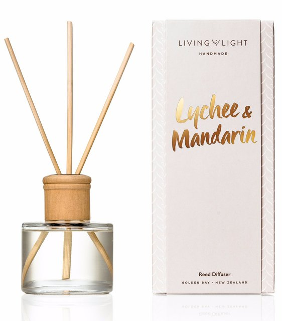 Living Light - Lychee & Mandarin Dream Diffuser