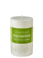 Living Light - Bug Repellent Candle Natural