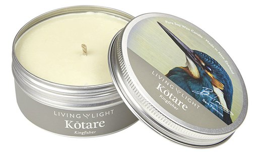 Living Light - NZ Nature Soy Travel Tin