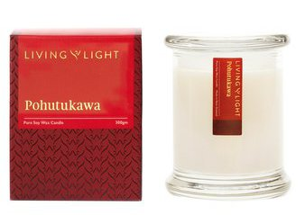 Living Light - Luxury Jar Candle