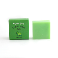 Global Soap - Conditioner Bar - Bergamot